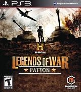 History - Legends of War: Patton (PS3)