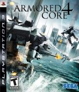 ���� Armored Core 4 ��� PS3