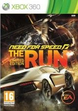 Игра Need for Speed The Run Limited Edition Русская Версия для Xbox 360