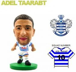 Фигурка футболиста Soccerstarz - QPR Adel Taraabt - Home Kit  (76992)