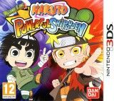 Naruto Powerful Shippuden (Nintendo 3DS)