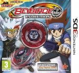 Beyblade Evolution Коллекционное издание (Collector's Edition) (Nintendo 3DS)