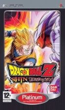 Игра Dragon ball Z Shin Budokai для PSP