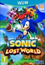 Sonic: Lost World (Wii U)