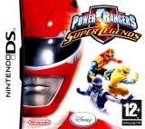 Игра Power Rangers Super Legends для Nintendo DS