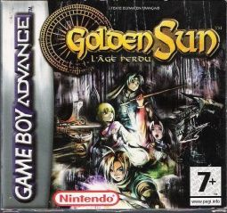 Golden Sun - The Lost Age (Original) (GBA)