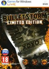 Bulletstorm Limited Edition Русская Версия Box (PC)
