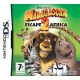 ���� Madagascar Escape 2 Africa ��� Nintendo DS