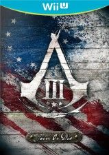 Assassin's Creed 3 (III) - Join or Die Edition (Подарочное Издание) Русская Версия (Wii U)