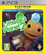 LittleBigPlanet 2 Platinum ������� ������ � ���������� PlayStation Move (PS3)