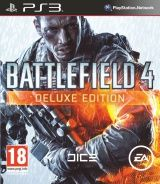 Battlefield 4 Deluxe Edition Русская Версия (PS3)