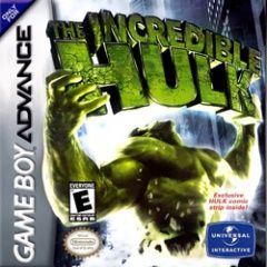 Incredible Hulk Русская Версия (GBA)