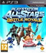 Playstation All-Stars (Звезды PlayStation): Battle Royale (Битва сильнейших) (PS3)