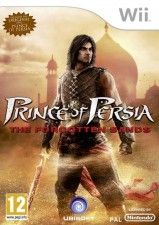 Игра Prince Of Persia. The Forgotten Sands для Wii