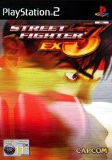 Street Fighter EX3 (PS2)