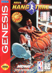 NBA Hang Time (Sega)