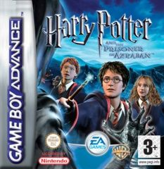 Harry Potter and the Prisoner of Azkaban (����� ������ � ����� ��������) ������� ������ (GBA)