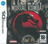 Игра Ultimate Mortal Kombat 3 для Nintendo DS