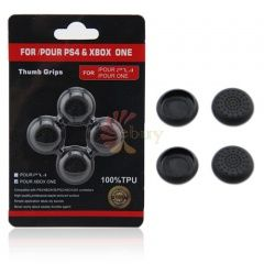 ������ ������������� Thumb grips (�������� ������� �� ��������) Black (������) (PS4). ����� ������ ����!