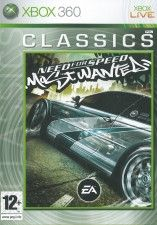 Игра Need for Speed Most Wanted Classics для Xbox 360