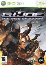 Игра G.I. Joe The Rise of Cobra для Xbox 360