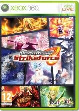 Игра Dynasty Warriors: Strikeforce для Xbox 360