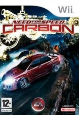 Need for Speed Carbon игра для Nintendo Wii