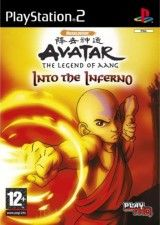 Игра Avatar: The Legend Of Aang - Into the Inferno для PS2
