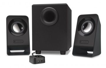 Акустическая система Logitech Multimedia Speakers Z213 PC/Wii U/PS Vita/3DS (PC)