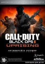 Call of Duty 9: Black Ops 2 (II) Uprising Русская Версия Box (PC)