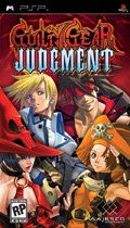 Guilty Gear Judgement (PSP)