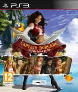 Captain Morgane and the Golden Turtle с поддержкой PlayStation Move (PS3)