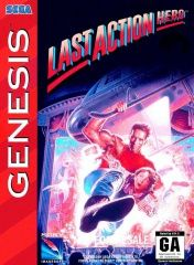 Last Action Hero (Sega)