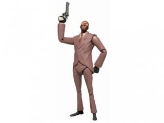 "Фигурка Шпион ""Red"" (NECA Team Fortress 2 RED Series 3 Deluxe Limited Edition Action Figure Spy)"