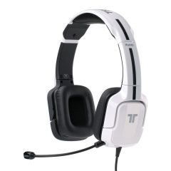 Гарнитура проводная Tritton Kunai Stereo Gaming Headset с микрофоном Белая (PC)