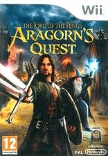 Игра Lord of the Rings: Aragorn's Quest  для Nintendo Wii