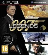 James Bond 007: Legend - White Extra Content (PS3)