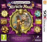 Professor Layton and the Miracle Mask (Mask of Miracle) (Nintendo 3DS)
