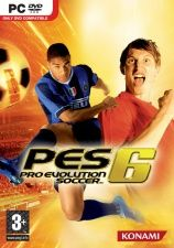 Pro Evolution Soccer 6 (PES 6) Box (PC)
