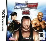 WWE Smackdown vs Raw 2008 (DS)