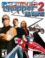 American Chopper 2 Full Throttle Box (PC)