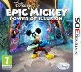 Disney Epic Mickey: The Power of Illusion (Nintendo 3DS)