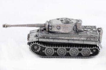Модель танка Tiger I, масштаб 1:100 World of Tanks