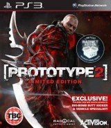 Prototype 2: Limited Edition - Bio-Bomb Butt Kicker (PS3)