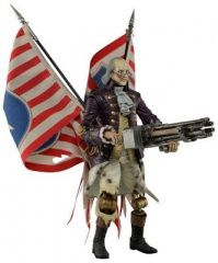 "Фигурка Франклин ""Bioshock Infinite 9"" Benjamin Franklin Automated Patriot (Neca)"