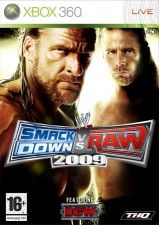 Игра Smackdown vs Raw 2009 для Xbox 360