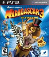 Мадагаскар 3 (Madagascar 3) The Video Game (PS3)
