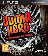 Игра Guitar Hero: Warriors of Rock для  PS3