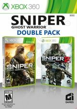 Снайпер Воин-Призрак 1 и 2 (Sniper: Ghost Warrior 1 and 2 Double Pack) Русская Версия (Xbox 360)