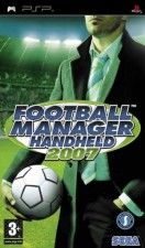 Football Manager Handheld 2007 (PSP)